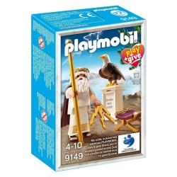 PLAYMOBIL HISTORY ΘΕΟΣ ΔΙΑΣ (9149)
