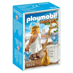 PLAYMOBIL HISTORY ΘΕΟΣ ΕΡΜΗΣ (9524)