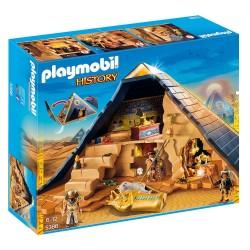 PLAYMOBIL HISTORY ΠΥΡΑΜΙΔΑ ΤΟΥ ΦΑΡΑΩ (5386)