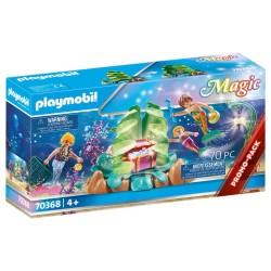 PLAYMOBIL MAGIC ΓΟΡΓΟΝΕΣ ΣΤΗΝ ΥΠΟΒΡΥΧΙΑ ΣΑΛΑ ΤΟΥΣ (70368)
