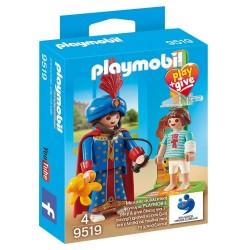 PLAYMOBIL PLAY & GIVE 2018 ΜΑΓΙΚΟΣ ΠΑΙΔΙΑΤΡΟΣ (9519)