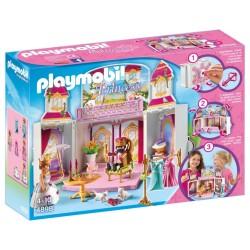 PLAYMOBIL PRINCESS GAME BOX 'ΠΡΙΓΚΙΠΙΚΟ ΠΑΛΑΤΙ' (4898)