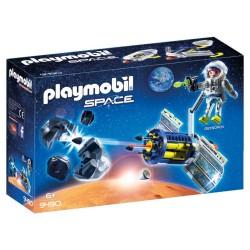 PLAYMOBIL SPACE ΔΙΑΣΤΗΜΙΚΟ ΚΑΝΟΝΙ ΛΕΙΖΕΡ (9490)