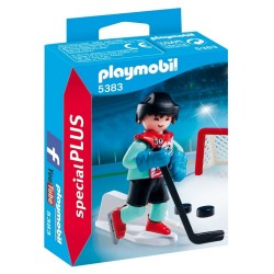 PLAYMOBIL SPECIAL PLUS ΑΘΛΗΤΗΣ ICE HOCKEY (5383)