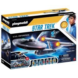 PLAYMOBIL STAR TREK U.S.S. ENTERPRISE NCC-1701 (70548)