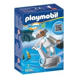 PLAYMOBIL SUPER 4 ΔΟΚΤΩΡ Χ (6690)
