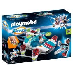 PLAYMOBIL SUPER 4 Ο DNA ΜΕ ΤΟ FULGURIX (9002)