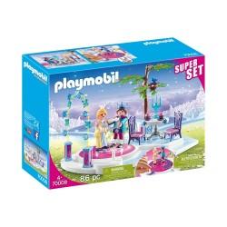 PLAYMOBIL SUPER SET ΒΑΣΙΛΙΚΟΣ ΧΟΡΟΣ (70008)