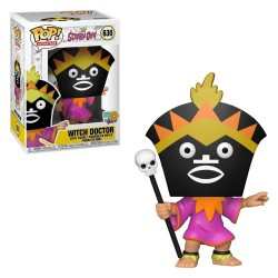 POP! ANIMATION: SCOOBY DOO - WITCH DOCTOR #630