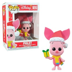 POP! DISNEY: WINNIE THE POOH - PIGLET (HOLIDAY) #615