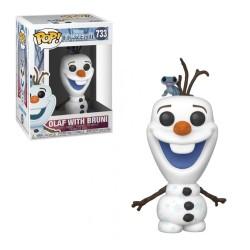 POP! ΦΙΓΟΥΡΑ DISNEY FROZEN 2: OLAF WITH BRUNI - FUNKO #733