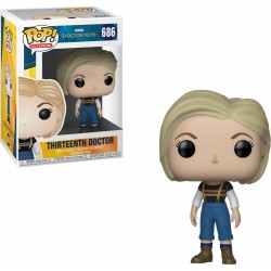POP DOCTOR WHO - THIRTEENTH DOCTOR WITHOUT COAT 686 VINYL