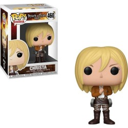 POP ΦΙΓΟΥΡΑ VINYL CHRISTA #460 ATTACK ON TITAN