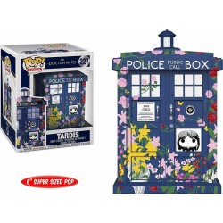 POP ΦΙΓΟΥΡΑ VINYL CLARA'S MEMORIAL TARDIS #227 DOCTOR WHO
