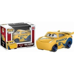 POP ΦΙΓΟΥΡΑ VINYL CRUZ RAMIREZ #284 DISNEY CARS 3