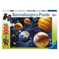 RAVENSBURGER ΠΑΖΛ - 100 XXL ΤΕΜ. ΔΙΑΣΤΗΜΑ (10904)