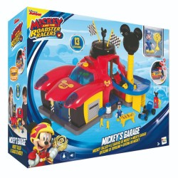 ROADSTER RACERS - DISNEY ΓΚΑΡΑΖ MICKEY (1003-82493)