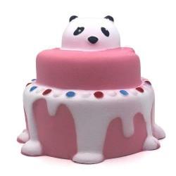 SQUISHY - ΦΙΓΟΥΡΑ PANDA CAKE 15 ΕΚ.