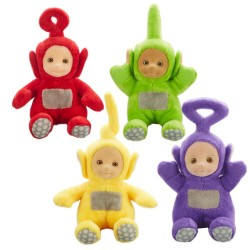 TELETUBBIES PLUSHES SUPER SOFT - ΜΑΛΑΚΑ ΛΟΥΤΡΙΝΑ
