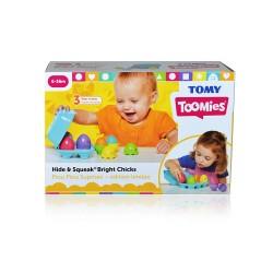 TOMY TOOMIES - ΑΥΓΟΘΗΚΗ ΧΡΩΜΑΤΙΣΤΗ (1000-73081)