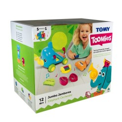 TOMY TOOMIES - ΜΟΥΣΙΚΟΣ ΕΛΕΦΑΝΤΟΥΛΗΣ (1000-72377)