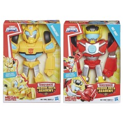 TRANSFORMERS RESCUE BOTS ACADEMY MEGA MIGHTIES