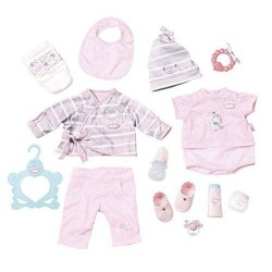 ZAPF - BABY ANNABELL SPECIAL CARE SET (ZF700181)